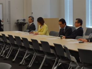 外務防衛合同部門会議