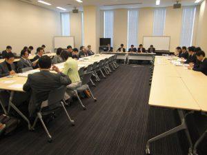 外務防衛経済産業合同部門会議