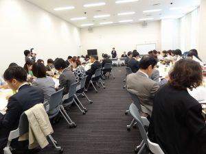 連合新潟県からも加藤秀子女性委員会委員長が参加されました。
