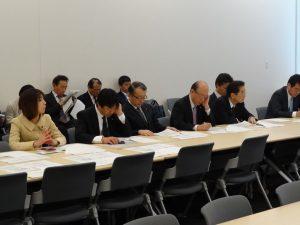 民主党日本・ミャンマー経済交流推進議員連盟勉強会