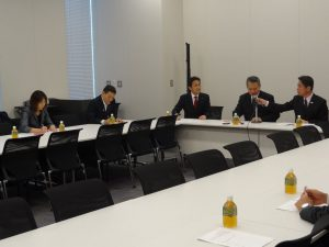 戦略的日韓関係を築く議員の会勉強会