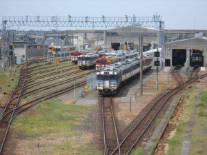 「鉄道のまち新津」今年は様々なイベントを企画し頑張っています。