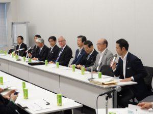 オーストラリアは、日本にとって最大のエネルギー供給国であり、牛肉や酪農品、大麦など第3の食糧供給国です。「日豪国会議員連盟」が新たな組織に変わり今日、正式に発足しました。