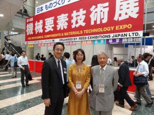 東京ビックサイトにて 「日本ものづくりワールド2014」 6月25日~27日まで開催