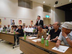 参加者から熱心な質問が続きました