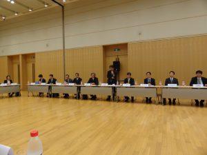 在北京の日系企業との懇談会