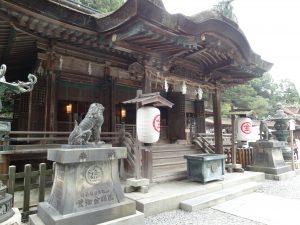 金毘羅神社を参拝