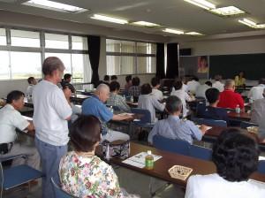 南区で国政報告会を開催しました。