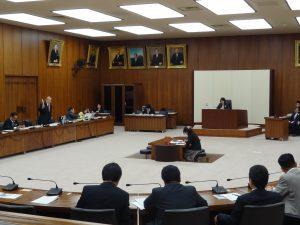 文部科学委員会が開催。大臣所信に対する質疑を行いました。
