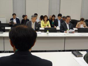 派遣で働く当事者の方々からお話しを伺いました。安倍総理は、彼らの声に耳を傾けるべきです。