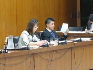本日災害対策基本法案が附帯決議をつけて可決しました