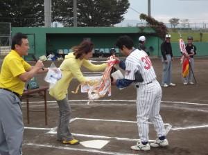 新津近郷朝起き野球選手権大会