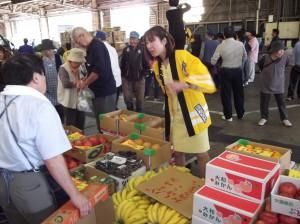 三条市 県央食品卸売りセンター7周年感謝祭