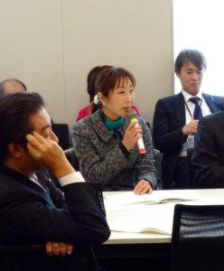 農水部門会議では、農協改革について全国農業協同組合中央会に質問