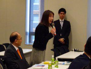 日本・太平洋島嶼国友好議連総会を開催。議連事務局次長として同じ海に生きる太平洋の島国の発展のために尽力します。
