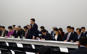 枝野幹事長より総選挙総括について報告。