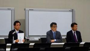 岡田代表も出席をされ、共生社会創造本部総会を開催。講師は、神野直彦東京大学名誉教授。