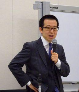 講師は、慶應義塾大学大学院 小幡績准教授。