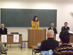 加茂市場協進会総会に出席