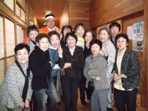 藤田ひろふみ個人演説会の会場にいらっしゃった皆さんと