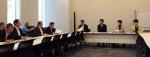 文部科学部門会議が開催されました