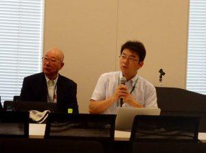 党文部科学部門会議・主権者教育WTでは、東洋大学の林助教から主権者教育のあり方についてお話を伺いました。