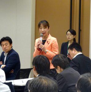 日本弁護士会主催の奨学金制度に関する院内学習会に参加。貸与制から給付制へ変えていかなければなりません。