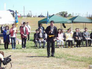 泉田県知事も参加されました