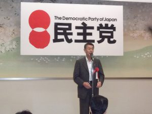 篠田昭市長のご挨拶