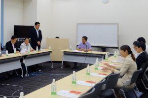 民主党沖縄研究会第1回会合。