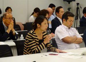 新国立競技場問題について第2回目の会合が開かれ、文科省とJSCからヒアリングを行いました。