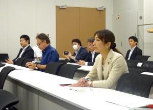 報道の自由について、ジャーナリストの鳥越俊太郎さんにご講演いただきました。