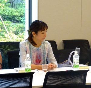 民主党沖縄研究会に出席。