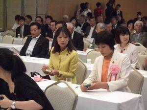 中国駐新潟総領事館開設5周年記念講演会に出席