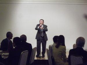 新潟県倫理法人会 高頭八郎会長のご挨拶