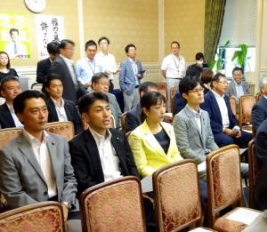 本会議が開かれました。
