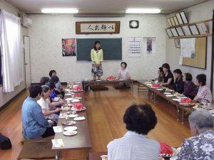 荻川まきこ会を開催しました