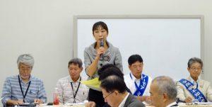 水俣病被害者とともに歩む国会議員連絡会が開かれました。