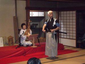 「琵琶楽演奏会」へ参加しました。