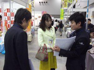 糸魚川の海洋高校の学生さんが研究して製品化した「最後の一滴」という魚醤の説明を受けました
