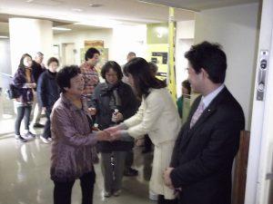 栃尾にて、国政・県政のW報告会を行いました。