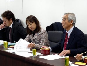 新潟県連内山幹事長とともに出席しました。
