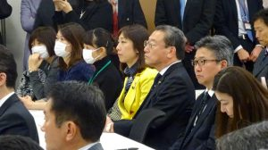 連合主催の院内集会に参加しました。