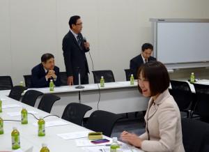日本・太平洋島嶼国友好議連が開かれました。