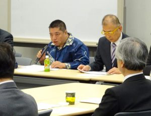 党外務防衛合同部門会議では、作家の佐藤優氏より最近のロシア情勢についてヒアリングを受けました。