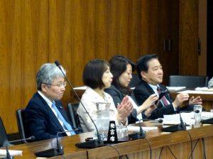 今国会最初の文部科学委員会。大臣所信を聴取しました。