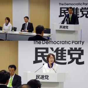 全議員政策懇談会で参院選のマニフェストについて党内議論が行われました。