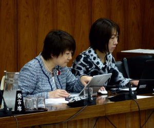 文部科学委員会が開かれました。