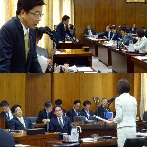 加藤拉致問題担当大臣の答弁。