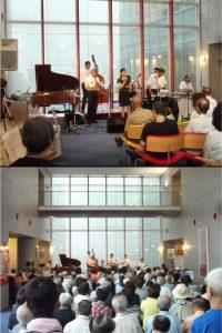 富永草野病院ロビーコンサート